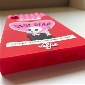 Valfre Accessories - Valfré Silicone IPhone X Case